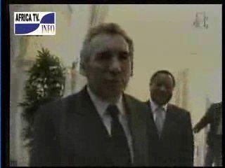 """Quand Bayrou et Villepin """"passaient voir"""" eux aussi le Mollah Omar Bongo"""