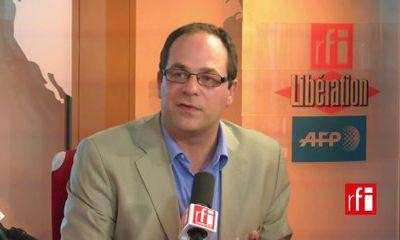 """Emmanuel Maurel, invité de """"Mardi Politique"""" sur RFI - 24 juin 2014"""