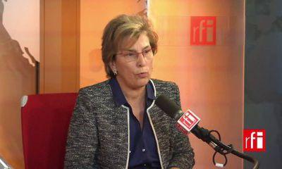 Marie-Noëlle Lienemann était l'invitée de RFI le 18 juillet 2014