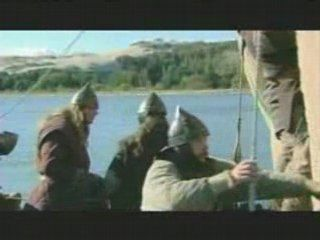 Les barbares - les vikings