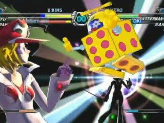 Tatsunoko VS Capcom : Ultimate All-Stars