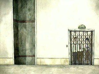 L'Emploi, un court-métrage animé de Santiago Bou Grasso