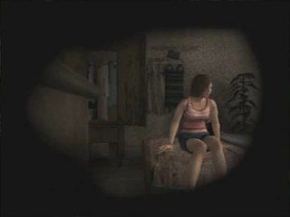 Silent Hill 4 The Room Part 2