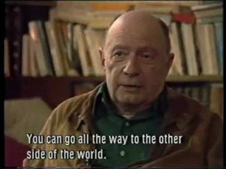 Jacques Ellul, interview sur la propagande contemporaine (sociologue)