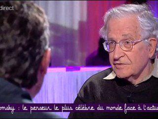 Noam Chomsky, c'est Ce Soir Ou Jamais !