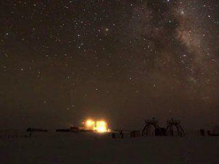 ANTARCTIQUE : UN LIEU EXTRÈME POUR L'ASTRONOMIE. vidéo