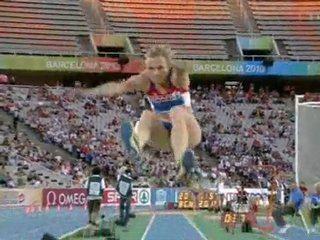 Ineta Radevica : pour la beauté du sport