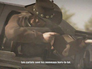 Bande annonce: Call Of Juarez The Cartel