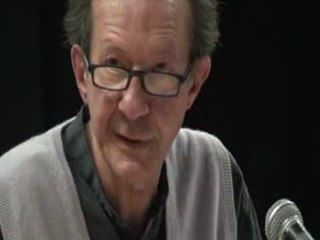 Agamben, 1/04/11, Paris