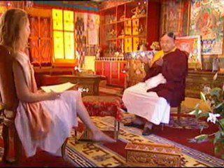 Rencontre avec Sa Sainteté Sakya Trizin [2ème partie]