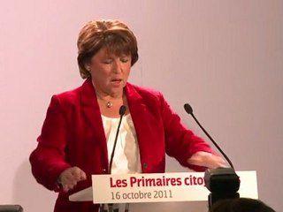 MA présidente désormais Soutien de Hollande
