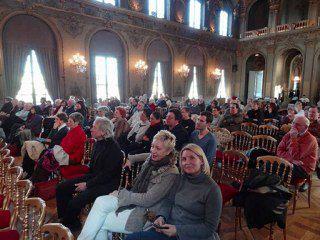 Photographies de la venue de notre parrain Jean-Luc Romero, le 4/02/2012 à Nancy