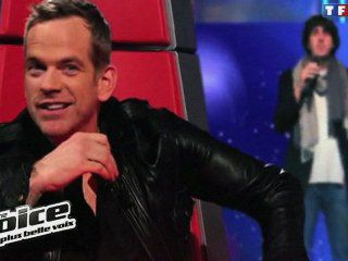 Luciano parodie The Voice