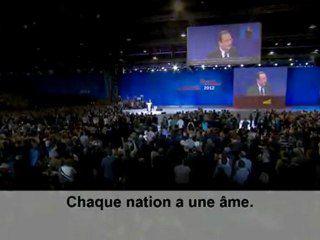 Le Clip de Campagne de François Hollande