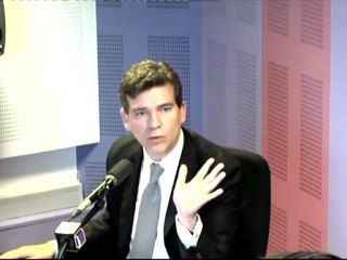 Arnaud Montebourg invité de France Culture
