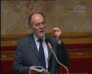 Gérard Sébaoun intervient au Palais Bourbon sur l'Aide Médicale d'Etat