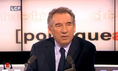 François BAYROU, invité de Serge Moati, LCP/ParoleS - 13/12/2012