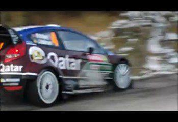 RALLYE MONTECARLO 2013 - VIDEO