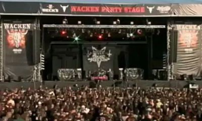 Dark Funeral - Wacken Open Air 2012