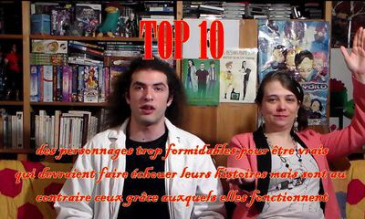 Top 10 n°4 - Les Mary Sue réussies