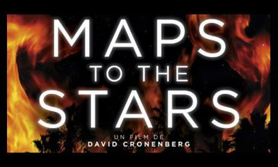 Chronique radio sur le film MAPS TO THE STARS