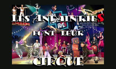 "Les ANDAIN'RIES 2015 ""Le Cirque"""