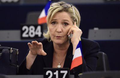 FilloN gate : Marine Le Pen reconnaît avoir salarié fictivement un assistant parlementaire