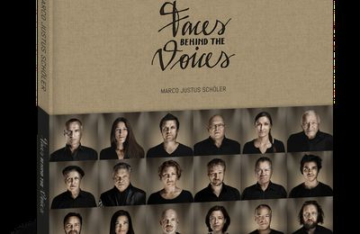 Marco Justus Schöler – Faces Behind The Voices (Ausstellung, Buch, Tour)