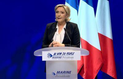 Marine Le Pen : « Macron veut instaurer une autoroute migratoire entre Alger et Paris »