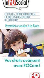 Vos droits : Familles mono-parentales et agents en situation de handicap...