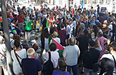 Arrêtez la punition collective des enfants de Gaza