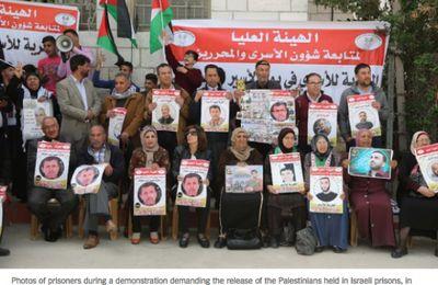 Pourquoi nous sommes en grève de la faim dans les prisons d'Israël