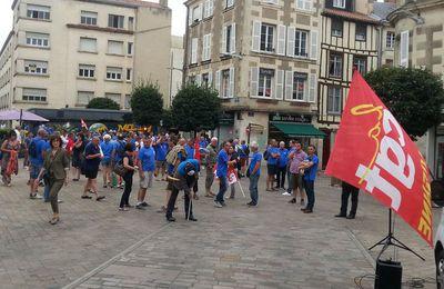 Le tribunal de commerce de Poitiers se prononcera le 30 juin sur le dossier de GM&S