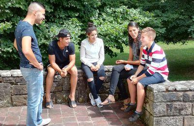 Reportage radiophonique sur Média Jeunesse