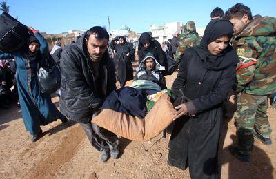 Syrie: Les conditions difficiles des médecins d'Alep