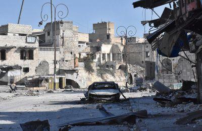Vidéo. Syrie: Les derniers combats à Alep