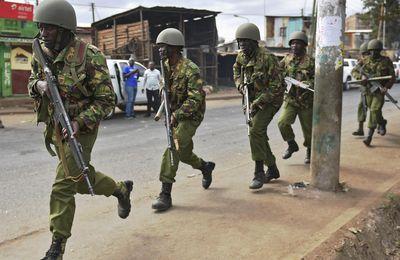 Kenya : la police réprime des émeutes dans des bidonvilles de Nairobi
