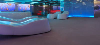 Spa design par Simone Micheli