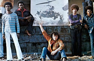 Funk/Soul - Eric Burdon & War / L'Union Sacrée