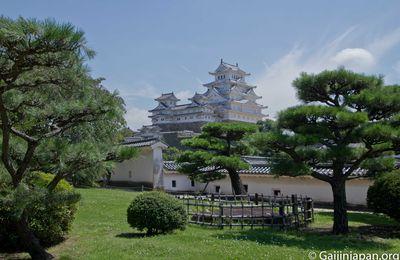 Les château de Himeji et Hikone