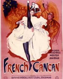 French Cancan et La Complainte de la Butte (1954)
