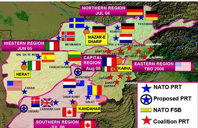 Afghanistan: NATO Intensifies Its First Asian War by Rick Rozoff