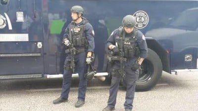 Police Murder Because They Are Trained To Murder. The Militarization of Law Enforcement