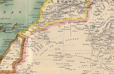 République Arabe Sahraouie démocratique : l'historique du conflit (Mandaniya.info)