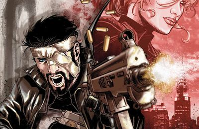Punisher #1-16 par Greg Rucka - La bibliothèque de Ben Wawe