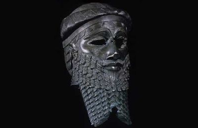 About the location of Agade, the capital of the Akkadian empire