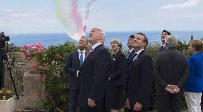 Le G7 en Sicile réaffirme le droit des pays à fermer leurs frontières