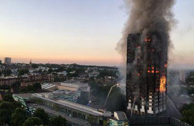 Incendie de la Grenfell Tower - «Ce dramatique incendie n'était pas un accident. C'était un homicide involontaire d'une grande entreprise».