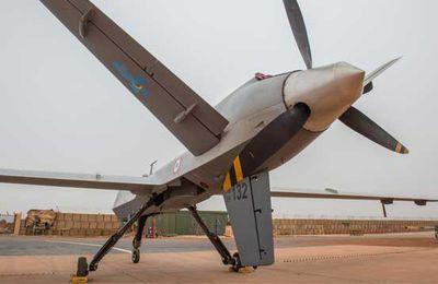 Les Reaper français dépassent les 12 000 heures de vol