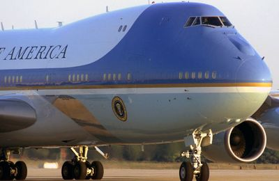 Donald Trump fustige le futur Air Force One